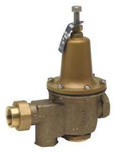 Water Pressure Reducing Valve 2in 50 Psi Watts Lfu5b z3