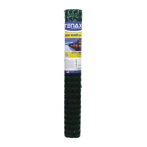 Snow Guard 4ft X 100 Ft Green Tenax 2a110228