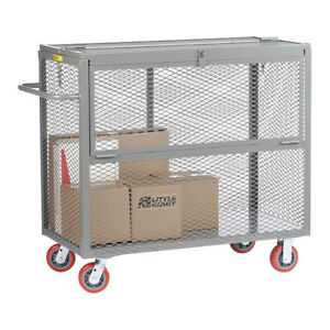 Cart security Box 3600 Lb 24 W Little Giant Sb24486py