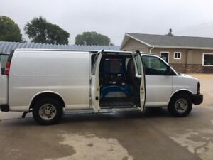 Carpet Cleaning Van Truck Mount Extractor