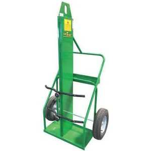 Cylinder Cart powder Coated steel Saftcart 871 16fw le