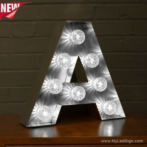 New Led Channel Letter Signs 24 With Led Lamp Custom Made