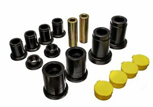 Energy Suspension 4 3162g Front Control Arm Bushing Set Fits Lincoln Ford