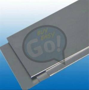 1pc Titanium Plate 2 X 200 X 300 Mm Ti Titan Gr 5 Gr5 Grade 5 Platte Sheet New