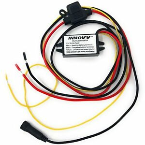 Innovv Dc dc Converter 12v To 5v Hardwire Kit For C5