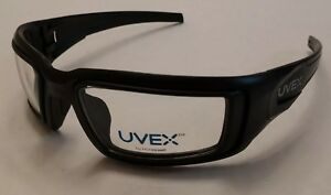 Safety Glasses Blk Uvex