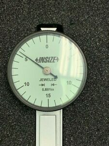 Insize Dial Test Indicator 2380 31 New In Case