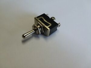 Lowrider Hydraulics Air Ride Suspension Air Bags 3 Prong Toggle Switch Train