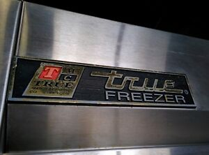True T 72f 79 Three Door Reach In Freezer Obo