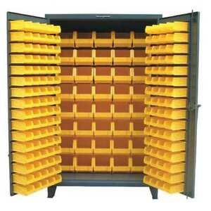 Strong Hold 36 bb 240 1 Bin Cabinet 78in H X 36in W X 24in D