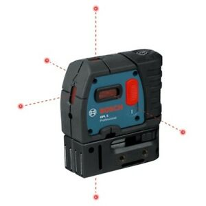 Bosch Gpl 5r 5 point Self leveling Alignment Laser New