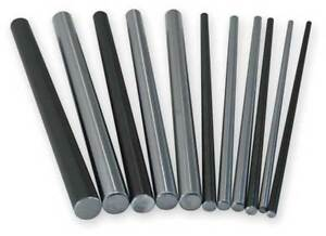 Shaft aluminum 1 000 In D 36 In Pbc Linear Ccpdl16 036 000