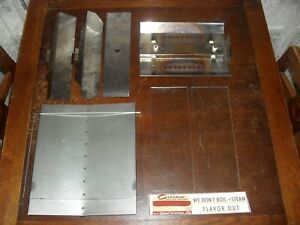 Glenray Hot Dog Machine Model 56 9 Clean Miscellaneous Used Glenray Parts