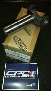 New 1965 70 Mustang Slip Yoke Drive Shaft Special 28 Spline For T 5 C4 And Aod