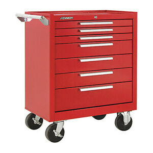 Cabinet roller industrial 7 drawer 29 Kennedy 297xr
