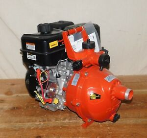 Davey 5210be npt 0 Fire Fighting Pump 10 Hp 1 1 2 Npt Briggs Stratton