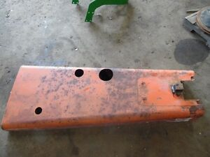 Allis Chalmers 190 Tractor Hood Tag 476