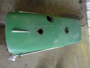 John Deere 2010 Tractor Hood With Emblems Tag 487