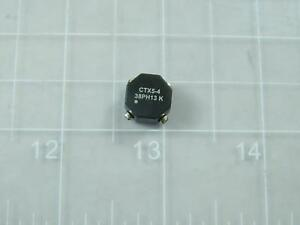 Lot Of 282 Coiltronics Eaton Ctx5 4 38ph13 K Coupled Inductor T95071