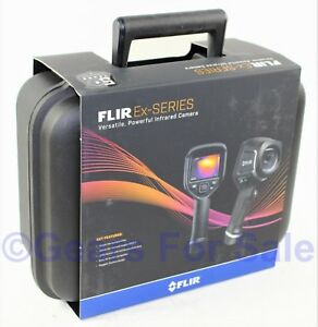 Flir E6 Compact Thermal Imaging Camera 160 X 120 Ir Resolution Model E6