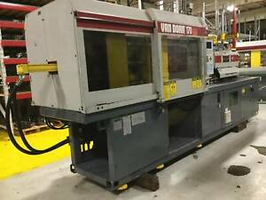 Van Dorn 170 Ton Injection Molding Machine 170 rs 8fht Used 96699