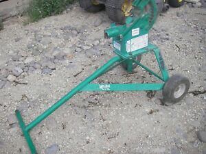 Used Greenlee 1800 Mechanical Conduit Bender 1 2 3 4 1 Local Pickup Only