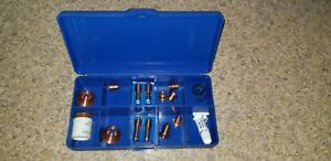 Miller 222941 Plasma Cutter Consumable Kit For Ice 55c Torch spectrum 2050