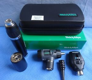 Welch Allyn 97200 ms Lithium ion Diagnostic smart Set New In Sealed Box