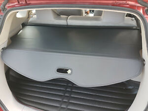Trunk Shade Black Rear Cargo Cover For Nissan Rogue 08 13 Rogue Select 14 15