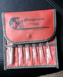 Snap on 6 Pc Terminal Tool Kit Tt600 In Bag Free Shipping No Reserve