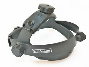 Indirect Ophthalmoscope Keeler Fison Single Pivot Headband