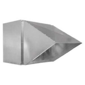 Soler Palau 48 Belt Drive Industrial Commercial Agriculture Exhaust Fan W Hood