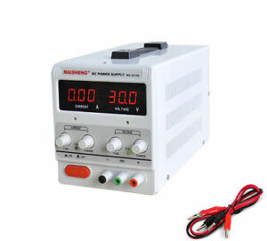0 30v 0 5a 150w Ms 305d Variable Linear Adjustable Lab Dc Bench Power Supply