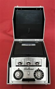 Beltone Audiometer Model 10d