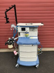 Drager Draeger Fabius Gs Anesthesia Machine