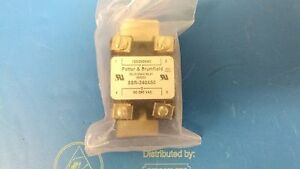 Potter Brumfield Solid State Relay Ssr 240a50
