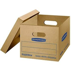 Smoothmove Box Mailers Classic Moving Boxes Tape free Assembly Easy Carry 15