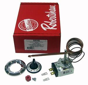 Robertshaw 5300 652 Commercial Cooking Electric Thermostat 5300 Series