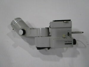 Carl Zeiss Retroskop Head For Opmi Surgical Microscope
