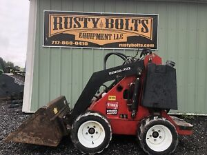 Toro Dingo 322 Mini Skid Steer Loader 22 5 Hp Low Cost Shipping Rates