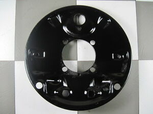 Vw Bug Reconditioned Left Rear Brake Backing Plate Fits Vw Beetle 1968 Later