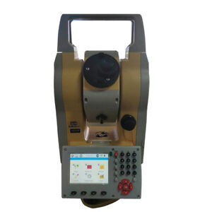 New Windows Ce 2 500m Reflectorless Total Station Single Prism 3000m Dtm952r