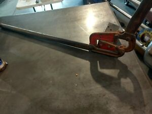 Used 39 Slotted Angle Cutter