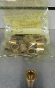 D31 lot Of 15 Oilite Bronze Bushing 20mmx16mmx20mm Ffmp1620 20 5090 8104