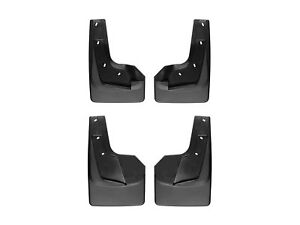 Weathertech No Drill Mudflaps For 2019 2020 Ram 1500 No Fender Flares Full Set