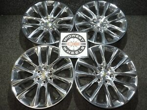 Silverado 22 22 Factory Oe Wheels 1988 2019 6 Lug Tahoe Suburban Gm Sierra Also