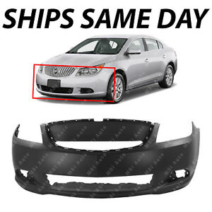 New Primered Front Bumper Cover Fascia For 2010 2011 2012 2013 Buick Lacrosse