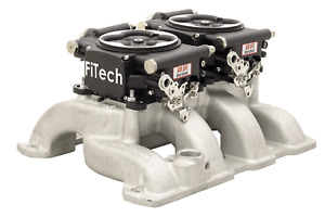 Fitech 30062 Go Efi System 2 4 625 Hp Dual Quad Fuel Injection Conversion Kit