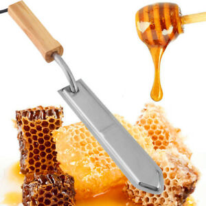 110v 240v Electric Scraping Honey Extractor Uncapping Hot Knife Beekeeping Tool
