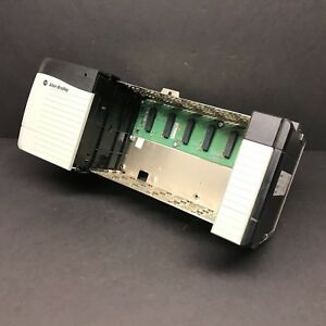 Allen Bradley 1756 pa72 C 1756 a7 Controllogix Combo 7 Slot Rack Power Supply N2